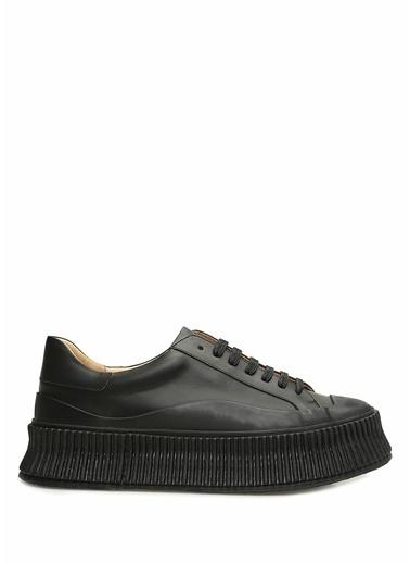 Jil Sander Sneakers Siyah